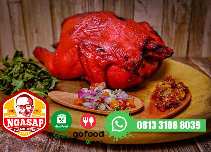 Ayam Canton Surabaya Goreng Asap