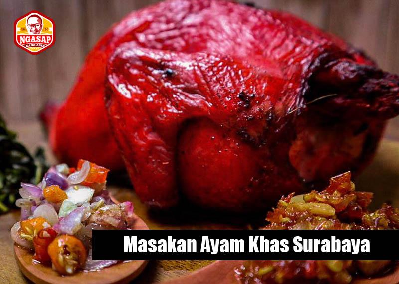masakan ayam khas surabaya