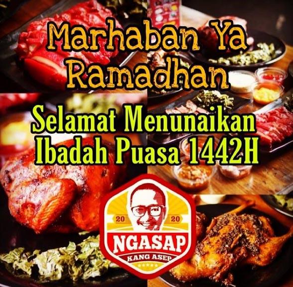 Jam Buka Ayam Canton Surabaya Ramadhan 1442 H